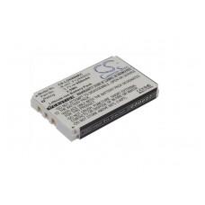 Baterija za Logitech Wireless DJ Music System, 700 mAh