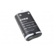 Baterija za Pure Digital Flip Ultra 2G, 1800 mAh