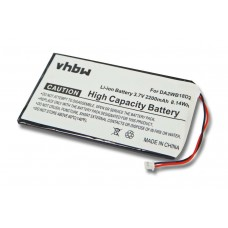 Baterija za iRiver H110 / H320 / H340, 2200 mAh