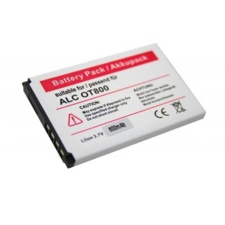 Baterija za Alcatel OT-800 / OT-802 / OT-808, 700 mAh