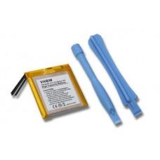 Baterija za Apple iPod Nano 3G, 450 mAh