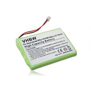Baterija za Ascom Ascotel Office 135 / 135 Pro, 750 mAh