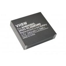 Baterija za Jabra 9120 / 9125, 340 mAh