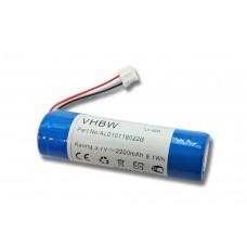 Baterija za Philips Pronto TSU-9600, 2200 mAh