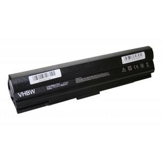 Baterija za Asus Eee PC 1201, 6600 mAh