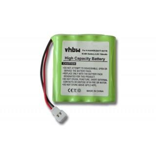 Baterija za Philips Babyphone SBC-SC468 / SBC-SC486, 700 mAh