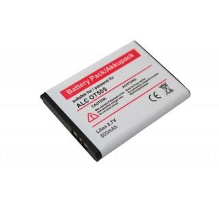 Baterija za Alcatel OT-280 / OT-363 / OT-505 / OT-708, 600 mAh