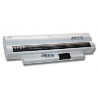 Baterija za Dell Inspiron Mini 1012 / 1018, bela, 4400 mAh