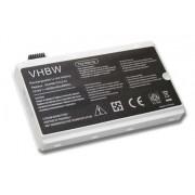 Baterija za Fujitsu Siemens Amilo XI2428 / XI2528 / XI2550 / PI2450, bela, 4400 mAh
