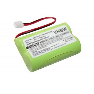 Baterija za Philips Babyphone SBC-SC466 / SBC-SC477 / SBC-SC484 / SBC-SC487,1200 mAh
