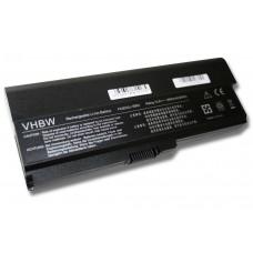 Baterija za Toshiba Satellite M300 / C650 / L650 / U400, 8800 mAh
