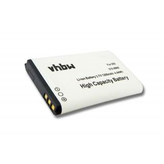 Baterija PX1728 za Toshiba Camileo B10 / P10 / P100, 1200 mAh