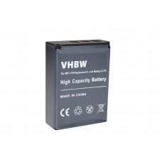 Baterija NP-170 za Medion Life MD86423 / MD86423, 1300 mAh