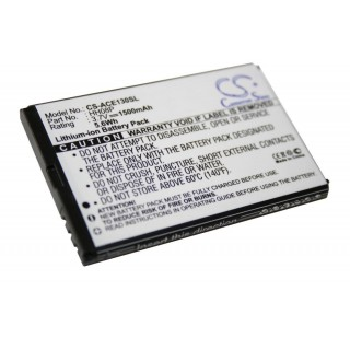 Baterija za Acer beTouch E130, 1500 mAh