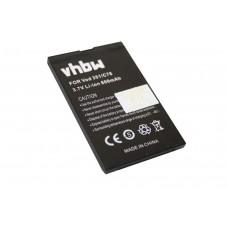 Baterija za ZTE C88 / C78 / C70 / E520, 800 mAh
