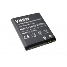Baterija za Blackberry Curve 9350 / 9360 / 9370, 1000 mAh