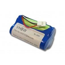 Baterija za Logitech S315 / S315i / S715 / S715i, 2000 mAh