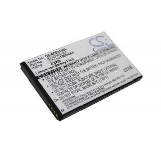 Baterija za Acer beTouch E210 / Liquid Mini E310, 1300 mAh