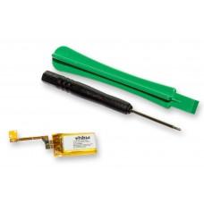 Baterija za Apple iPod Shuffle 3G, 73 mAh
