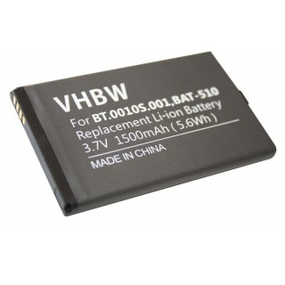 Baterija za Acer Liquid Metal MT / S120, 1500 mAh
