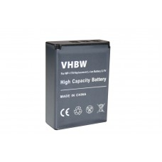 Baterija PA3985 za Toshiba Camileo X200 / X400 / Z100, 1300 mAh