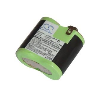 Baterija za Black & Decker Classic HC400, 3000 mAh
