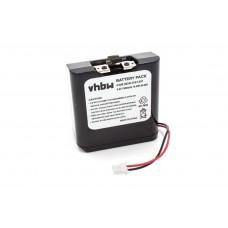 Baterija za Sony XDR-DS12iP / RDP-XF100iP / RDP-XF300iP, 1500 mAh