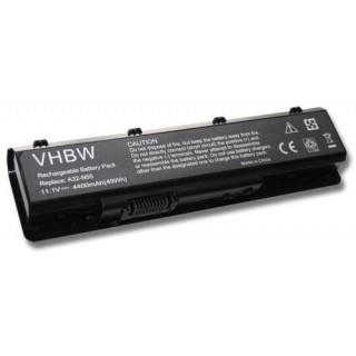 Baterija za Asus N45 / N55 / N75, 4400 mAh