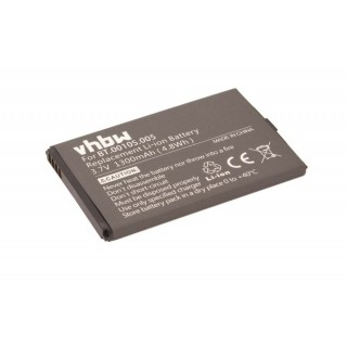 Baterija za Acer Allegro M310, 1300 mAh
