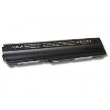Baterija za Clevo M54 / M55 / M540 / M550, 4400 mAh