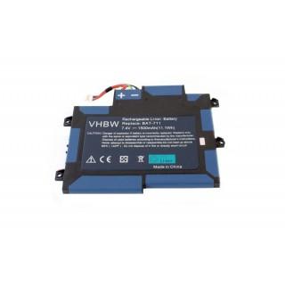 Baterija za Acer Iconia Tab A100 / A101, 1500 mAh