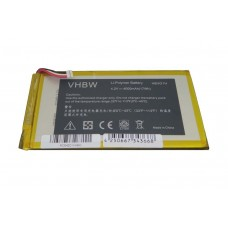Baterija za Huawei MediaPad 7 Lite, 4000 mAh