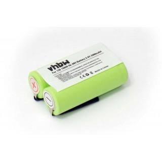 Baterija za Braun 3570 / Philips Norelco 6828XL, 2000 mAh