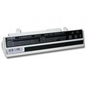 Baterija za Asus Eee PC 1011 / 1015 / 1016, bela, 6600 mAh