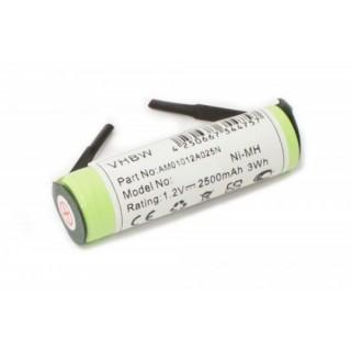 Baterija za Braun 1008 / 3008 / 5010 / 6510, 2500 mAh