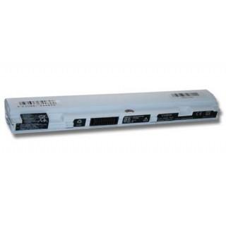 Baterija za Asus Eee PC X101/ X101C / X101CH / X101H / R11CX, bela, 2200 mAh
