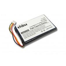 Baterija za Logitech Harmony Touch / Ultimate, 1050 mAh