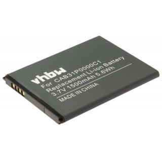 Baterija za Alcatel OT-910 / OT-985 / OT-990, 1500 mAh