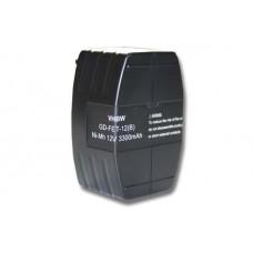 Baterija za Festo Festool BPH 12 / BPH 12T, 12 V, 3.3 Ah