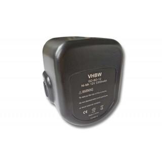 Baterija za Black & Decker PS130 / A9275, 12 V, 3.0 Ah