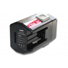 Baterija za AEG BBH24, 24 V, 3.3 Ah