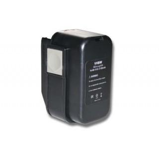 Baterija za AEG 2000, 9.6 V, 2.1 Ah