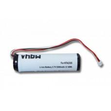 Baterija za Logitech Pure-Fi Anywhere Speaker 2nd MM50, 2200 mAh