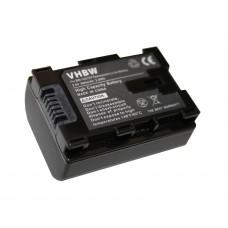 Baterija BN-VG107 za JVC Everio GZ-E100 / GZ-HD500 / GZ-MS110, 800 mAh