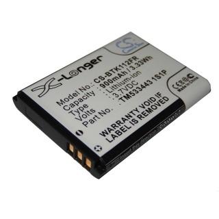 Baterija za Blaupunkt BT Drive Free 111 / 211 / 311, 900 mAh