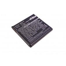 Baterija za Acer Liquid E1 / V360, 1650 mAh