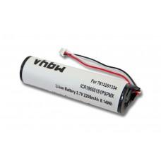Baterija za Blaupunkt Travelpilot Lucca 5.2, 2200 mAh