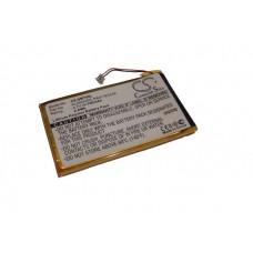 Baterija za Samsung YP-T9, 750 mAh