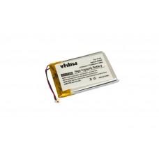 Baterija za Samsung YP-K5 / YP-K5J, 600 mAh