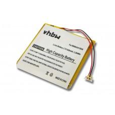 Baterija za Samsung YP-Q1 / YP-Q2, 620 mAh